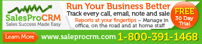 Real Estate Brokers, Real estate Agents and Property Managers need a great CRM