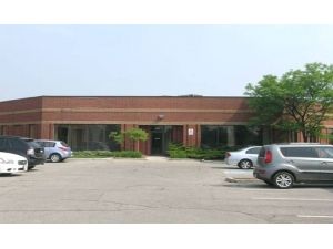 Mississauga industrial warehouse For Lease - Industrial/Office Property for rent in 5885 Kennedy Road