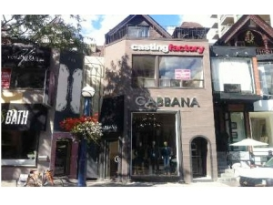 Toronto retail space For Lease - 750 Sq Ft Retail Property for lease in 86 Yorkville Ave, #2nd F