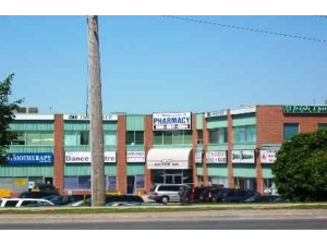 Newmarket office space For Lease - 750 Sq Ft Office Property for lease in 16700 Bayview Ave